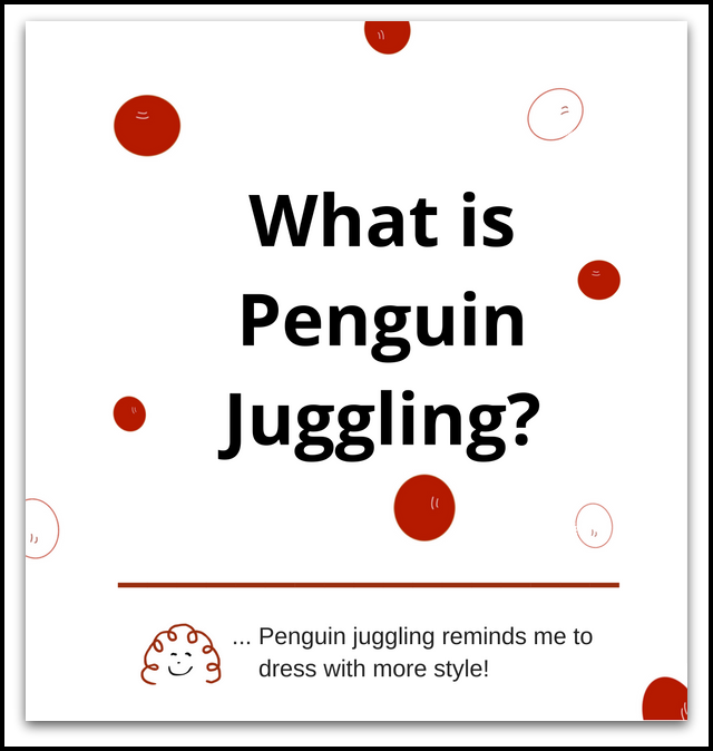 What is Penguin Juggling?